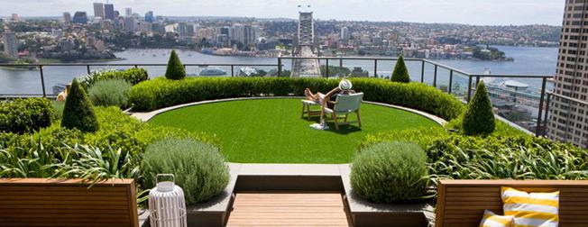 Giardini pensili: cosa sono, come si realizzano